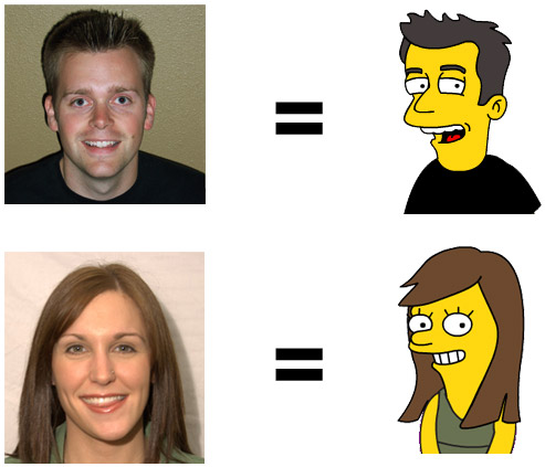 Simpsonized!