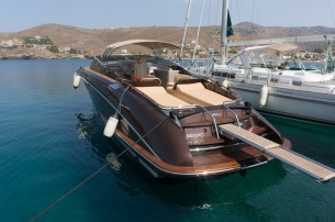 Apparently this boat is 1.5 million euros.