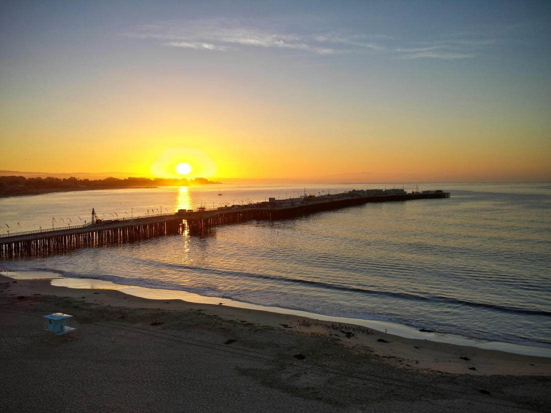 Santa Cruz Sunrise