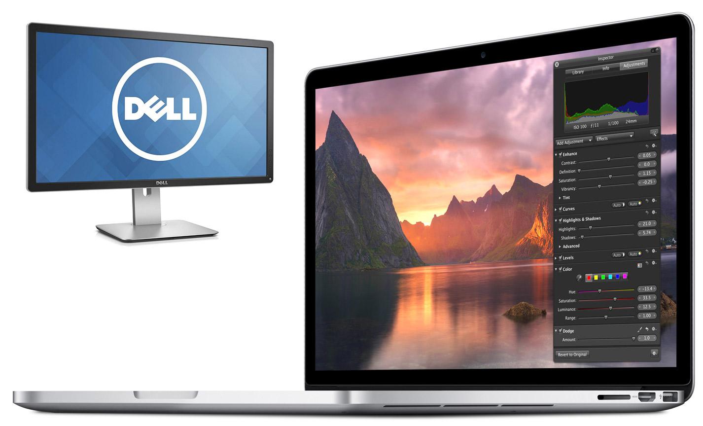 Monitors For Mac Pro 2015